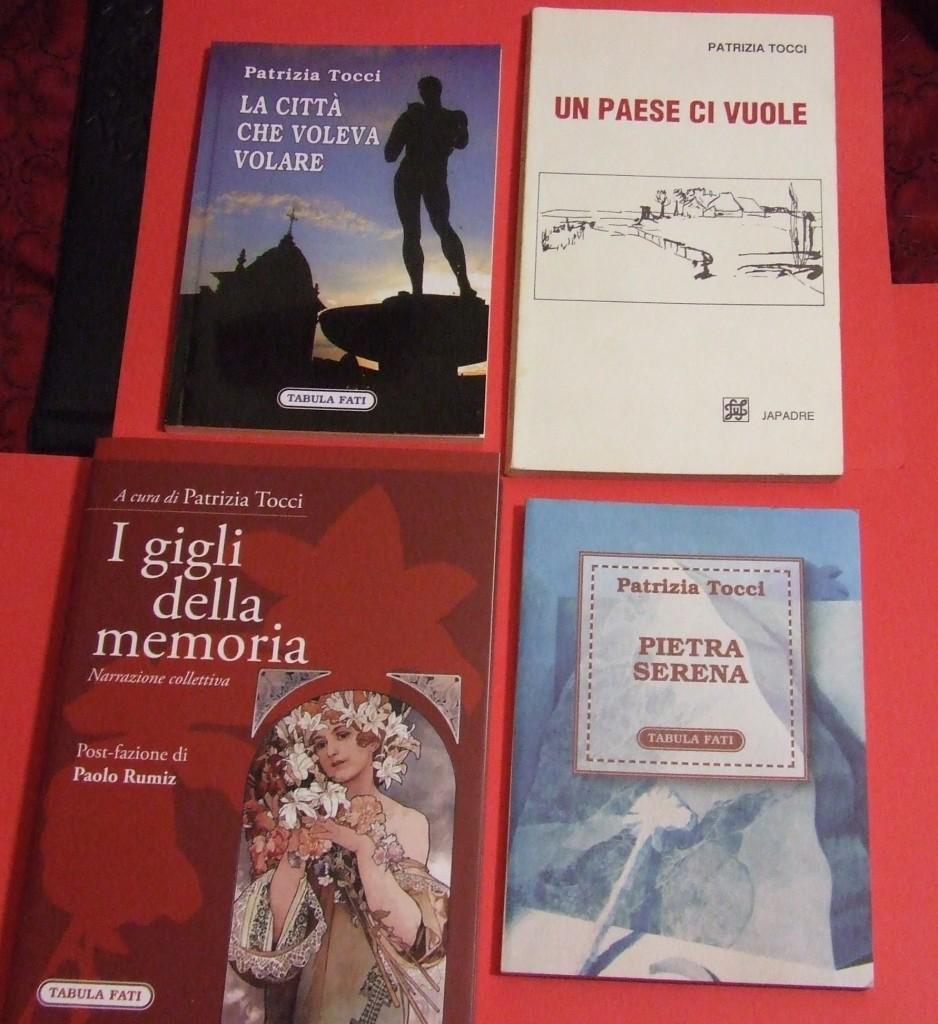 i miei 4 libri